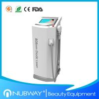 Quality 2014 Newest strong power  diode laser hair removal machine with CE approval for sale