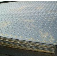 Quality Galvanized / galvalume ASTM A36, Q235B, Q345B Hot Rolled Checkered Steel Plate / Coils for sale