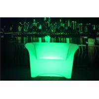 Quality 6 Hours Charge Time LED Lighting Furniture 10 M Control Distance LED Light Sofa for sale