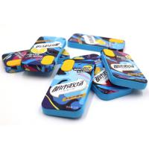 Quality Sugar Free Compressed Mint Candy Sea Salt And Fresh Lemon Flavor for sale