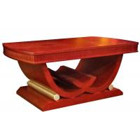 Quality Modern Furniture Coffee Table Curve Table Base Carved Table Edge for sale