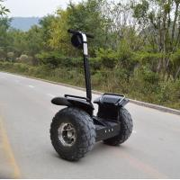 China Aluminium Body Off-road Self Balancing Scooter, 19inch Electric Scooter For Leasing / Tour / Patrol on sale
