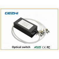 Quality 1x N Single mode Optical Switch Fiber Optics Components for telecommunications for sale