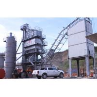 Quality 70DB Noise Control Asphalt Hot Mix Plant Stepless Speed Change For Belt Feeding for sale