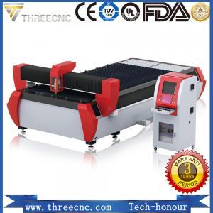 China Fiber laser IPG 1000W laser cutting machine price. TL1530-1000W THREECNC on sale