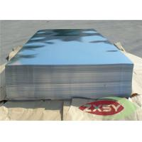 Quality Mill Finished 6082 T6 Alloy Polished Aluminum Sheet Plate For Mechanical Used / Molding Used for sale