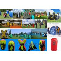 Quality Sports CS Games Inflatable Paintball Bunkers Set With 3 Years Warranty for sale