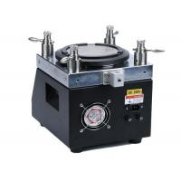 Buy Easy Handle Fiber Optic Polishing Machine , Four Cornered Industrial Grinding Machine at wholesale prices