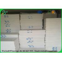 Quality Office Using Woodfree Uncoated Mechanical Paper In Roll / Ream Size Customized for sale