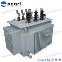 Quality Low Loss 30KVA 10KV Oil immersed distribution transformer with ONAN cooling method for sale