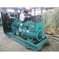 Buy Open Diesel Generator 500KW / 625KVA Cummins KTAA19-G6A Standby Power Generator at wholesale prices