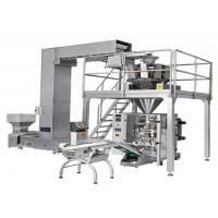 Quality FFS Automatic Packaging Solutions Power / Granule Bag Filling Machine High Precision for sale