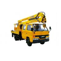 Buy Durable Knuckle Booms Bucket Truck Lift For Aerial Lifting Machinery at wholesale prices