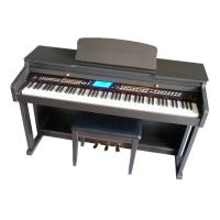 Quality Hammer Action Keyboard 88 key Digital Piano / Electronic Piano With Stool DP8808 for sale