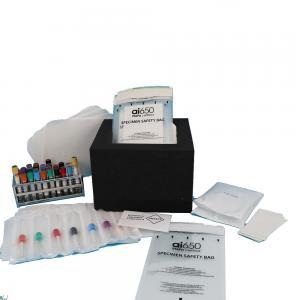 Quality UN3373 Biological Specimen 95kPa Biohazard Bag Biodegradable for sale