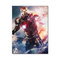 Quality Marvel Design 3D PS Board Poster With 3MM Thickness for sale