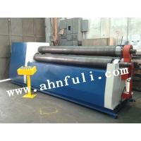 Quality Hydraulic plate rolling bender ; NFL brand W11S-6*2000 Hydraulic bending machine for sale