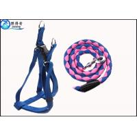 Buy Customized Pets Products Dog Leash Dog Harness Multicolor Dog Traction Rope at wholesale prices