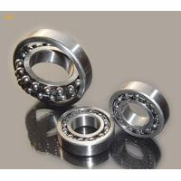 Quality Self Aligning Ball Bearings 1307, 1308 With Concave Sphered Raceway For Mining Machinery for sale