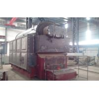 Quality Dual Fuel Oil Fired Industrial Steam Boilers With PLC and 5.7 Touch Panel for sale