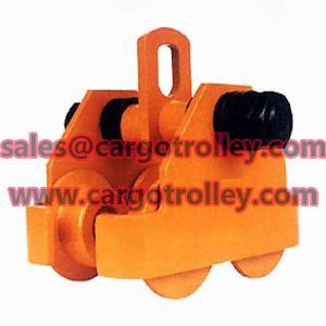 Quality Plain trolleys price list for sale