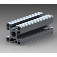 Quality OEM Aluminum Extrusion Profiles Extruded Aluminum Channel With Drilling / Cutting for sale