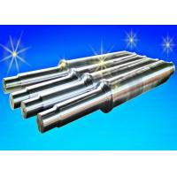 Quality 4140 / 42CrMo4 / SCM440 Carbon Steel Shaft , OD 80-1200 Mm Rotor Shaft for sale