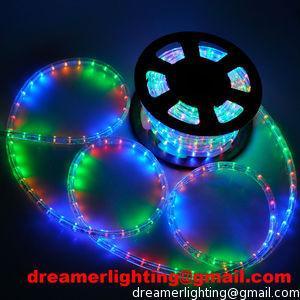 Buy Rope lights,neon lights,string lights,led strip lights,led rope light,led light strips at wholesale prices