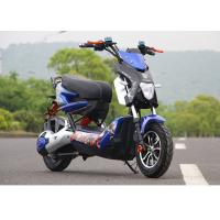 Buy cheap 1000w 48v Electric Motorcycle Scooter With 2v 20ah Lead - Acid Battery from wholesalers