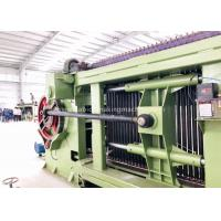 Quality Spiral Coil Twisted Gabion Wire Mesh Machine with Siemens PLC Control System for sale