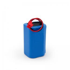 Quality 14.8V 2500mAh 18650 Battery Pack CC CV For Massager Gun for sale