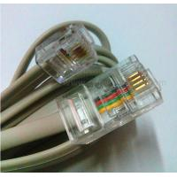 Quality RJ45-RJ11 Cat5e Patch Cords 2cores Copper 24awg Patch Cables Networking Voice Patch Cordy for sale