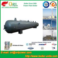 Quality Industrial Steam Boiler Mud Drum Anti Corrosion Stainless Steel Body for sale