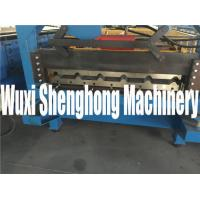 Quality Small Corrugated Sheet Metal Roof  Roll Forming Machine / Roof Panel Making Machine for sale
