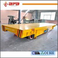 Quality 16T Cable Drum Powered  Rail Transporter  Motorized Electric Rail Transfer Cart for sale