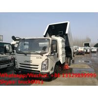 Buy cheap 2018s YEAR-END PROMOTION! high quality JMC brand 4*2 LHD 140hp Euro 3 road from wholesalers
