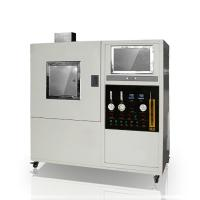 China ZY6166C GB/t10671-2008 Solid Material Smoke Density Test Apparatus Automatic Shift In Measurement on sale