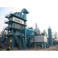 Quality 30T Asphalt Tank 160T Asphalt Drum Mix Plant 450KW Total Power For Expressway for sale