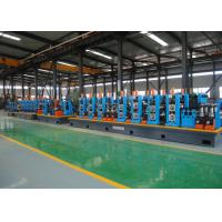 Quality High Precision Welding ERW Pipe Mill / Pipe Production Machine BV Listed for sale