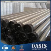 Stainless steel astm a well casing pipe for sale