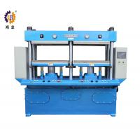 Quality Double Work Station Hydraulic Press Machine For Cold Pressing Product 40T for sale