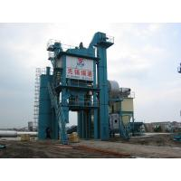 Quality Road Pavement 120t / H Asphalt Drum Mix Plant Five Cold Feeders With Two Wall Vibrator for sale