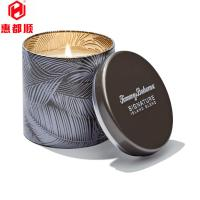 Quality High Quality Colored Round Tin Containers Can Manufacturer for sale