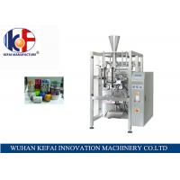 Quality KEFAI High speed Multifunction vffs automatic pouch packing machine for sale