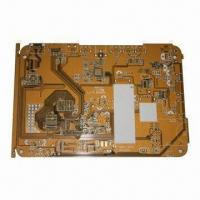 Buy cheap PCB for Video on Demand Box, with 4 Layers from wholesalers