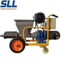 China High Technology Cement Plastering Machine 120L 380V / 7.5kW Power on sale