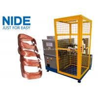 Buy cheap Automatic large Coil Winding Machine Wire Winding Equipment for big powder motor from wholesalers