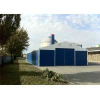 Quality 40m X 60m Outdoor Warehouse Tents Heavy Duty 5m Height Environmental for sale