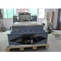 Quality Sine and Random Test Vibration Test System With Vertical And Horizontal Slip Table for sale