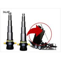 Quality Single Acting Hydraulic Cylinder Lift for Truck Hinge Axis Vertical Telescoping for sale